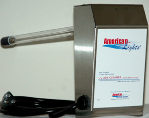 American-Lights Home UV Air Cleaner